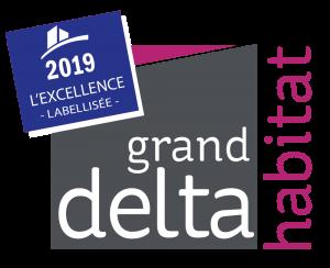 2019 synonyme d'excellence pour KDM qui vient de recevoir pour la 3ième année concécutive, le trophée Grand Delta Habitat.